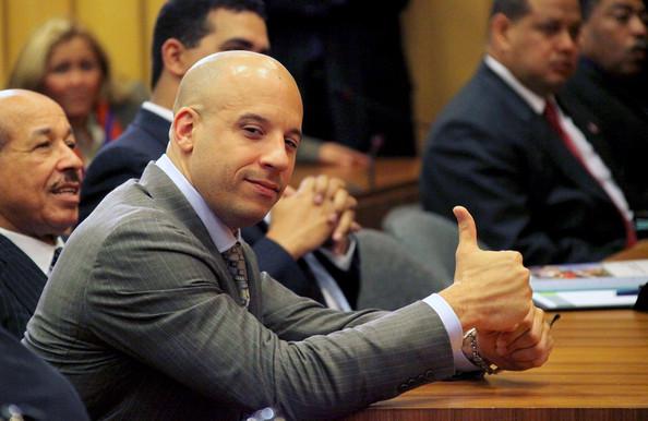 Vin Diesel approves.